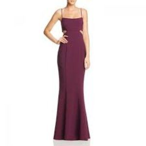 NWT Likely Tamarelli Gown in Purple Size 12
